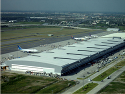 Самый большой аэропорт в мире. Аэропорт «Суварнапум». Бангкок. Таиланд.
