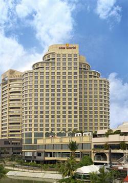 Самый большой отель в мире. First World Hotel. Куала-Лумпур. Малайзия.