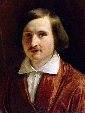 Федор Антонович Моллер (1812–1874) Портрет Н.В. Гоголя. 1840-е гг. Холст, масло.