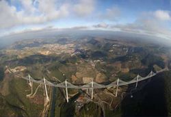 Самый большой мост в мире. Виадук Мийо. Франция.