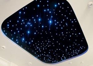фото потолков звездное небо 1